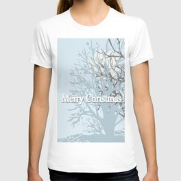 Merry Christmas!  #Christmas #art #illustration #newyear T-shirt