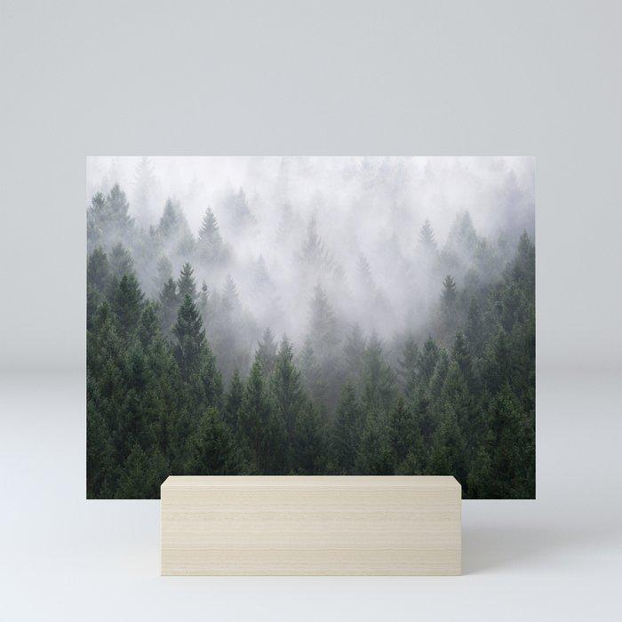Home Is A Feeling Mini Art Print
