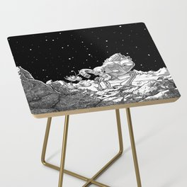 The Miner Side Table