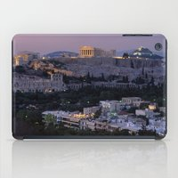 "greece iPad Cases featuring Greece by ""CVogiatzi."