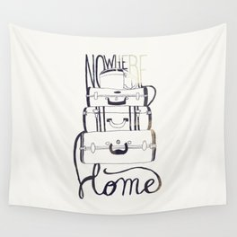 Nowhere Home Wall Tapestry