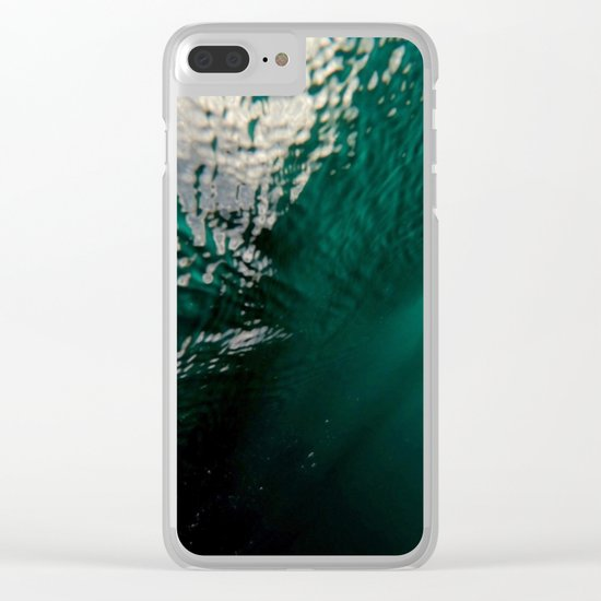 Under Clear iPhone Case