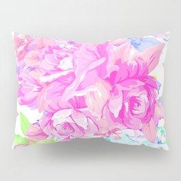 Boho Art Decor, Summer, Framed Art, Living Room Art Print, Home & Accessories Pillow Sham