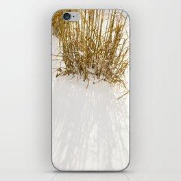 Grass Caster iPhone Skin