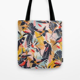 Paradise Birds II. Tote Bag