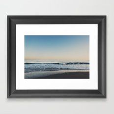 & breathe ... Framed Art Print