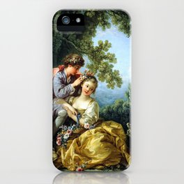 The Four Seasons. Spring iPhone Case