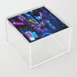 Tokyo's Blade Runner Vibes Acrylic Box