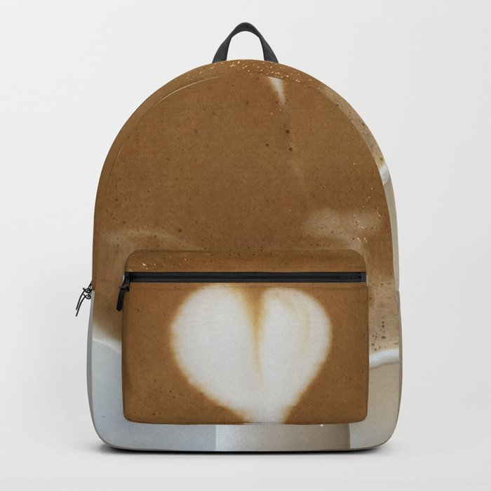 Hot Coffee Love Backpack