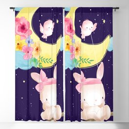 sweet dream baby Blackout Curtain