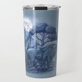 Stone Garden Travel Mug