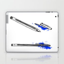 Pen Laptop & iPad Skin