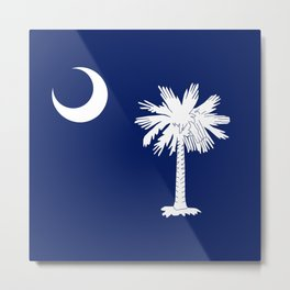 Sweet Carolina Metal Print