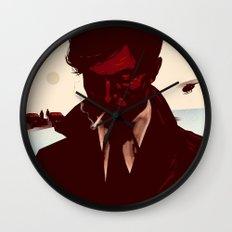 Spy Stuff 2 Wall Clock