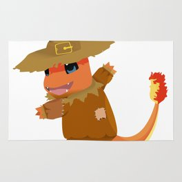 Scarecrow #04 Rug