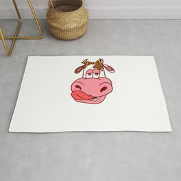 Heifer I Will Put You In The Trunk And Help People Look For You Stop Playing With Me T-shirt Design Rug