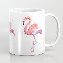 Flamingo Watercolor Kaffeebecher