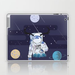 Cosmic world Laptop & iPad Skin