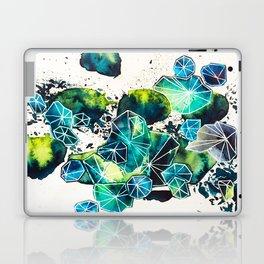 Lilly pads 1 Laptop & iPad Skin