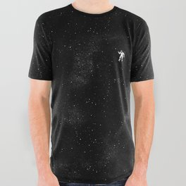 Gravity All Over Graphic Tee