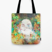 serenity Tote Bags featuring Serenity by J.Lauren