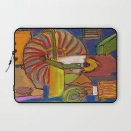 Hallucination Jukebox Laptop Sleeve