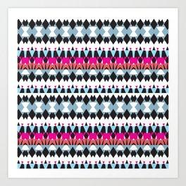 Mix #442 Art Print