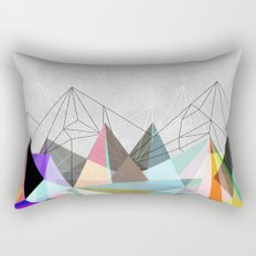 Colorflash 3 Rectangular Pillow