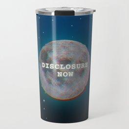 Disclosure Now Glitch Moon Travel Mug