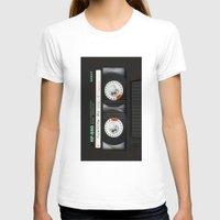 daenerys targaryen T-shirts featuring cassette classic mix by neutrone