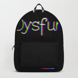 Dysfunctional Backpack