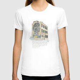 1 Jessie Street. T-shirt