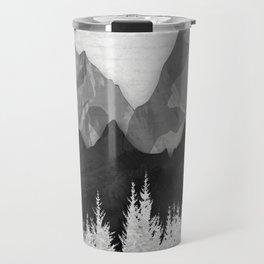 Layered Landscapes Travel Mug