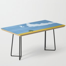 Wide Open Spaces Coffee Table
