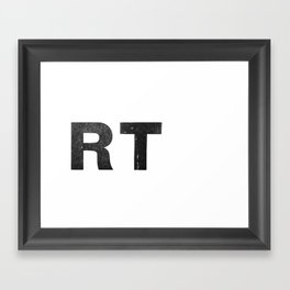 rt Framed Art Print