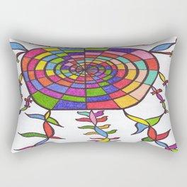 THE NIGHT WATCHER Rectangular Pillow