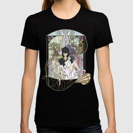 Cursed Love - Mavis and Zeref T-shirt