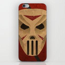 Casey Voorhees iPhone Skin