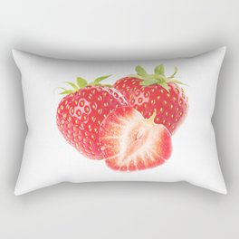 Strawberry 1 Rectangular Pillow