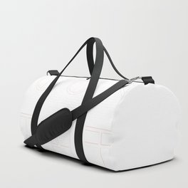 Ability - Dungeons & Dragons Line Art Series Duffle Bag