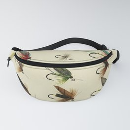 Angler Fishing Lure - Trout Fly Fishing Fanny Pack