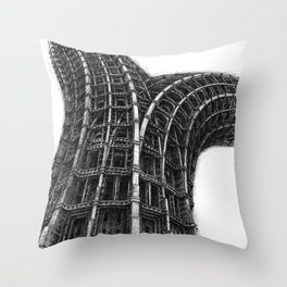 Hardfork 2018-07-12 Throw Pillow