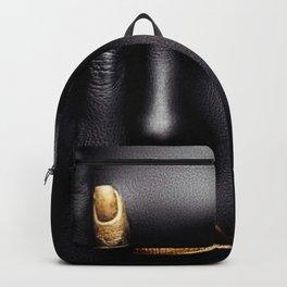 Black Goddess Backpack