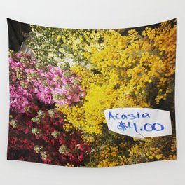 Acasia $4.00 Wall Tapestry