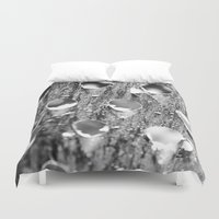 cheese Duvet Covers featuring Cheese by Aweewah