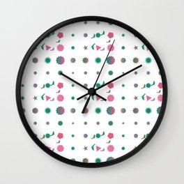 Wonders Of The Ocean Wall Clock