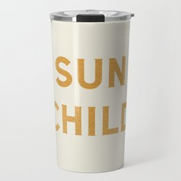 Sun child Travel Mug