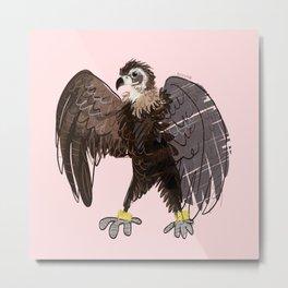 Cinereous vulture (GREFA) 2017 Metal Print