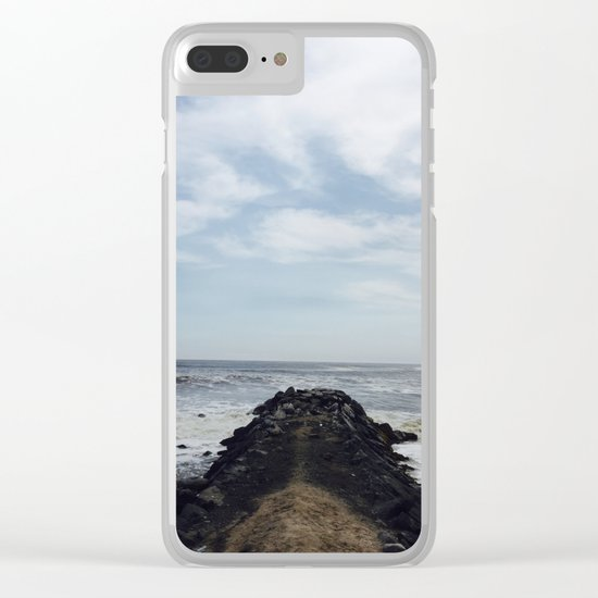 Rock Dock Clear iPhone Case