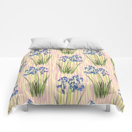 Bluebell Meadow Comforters